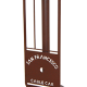 Custom Sign Cigarette Smoking Receptacles